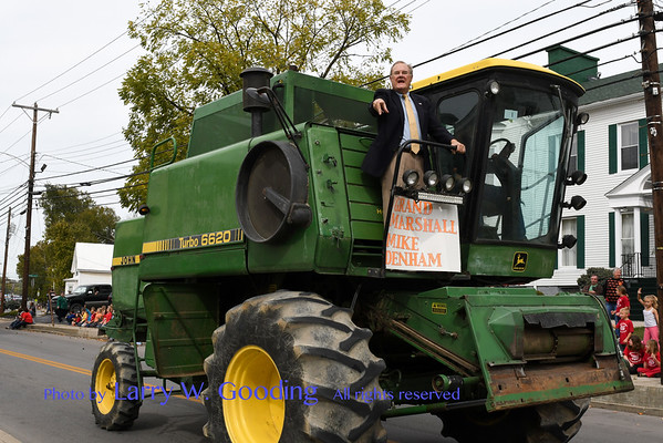 Fleming Tractor Parade 2016