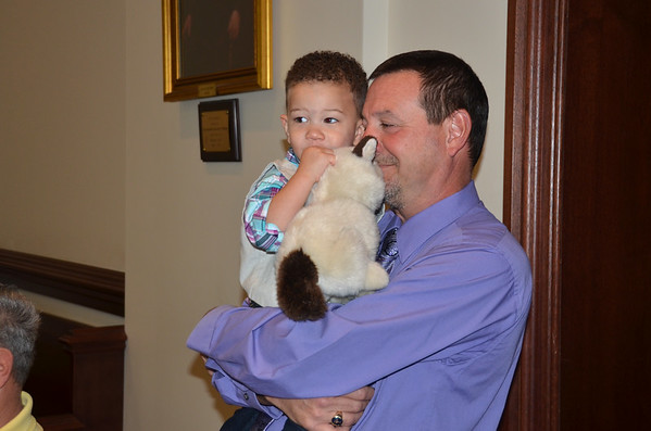 Adoption Day - Logan Norris