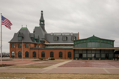 Central Railroad Terminal @ Liberty State Park