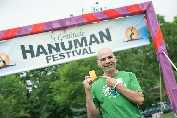 Hanuman Festival 2014