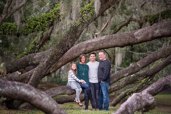 Benison Family Dec 2018