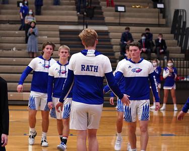 LB Boys' Basketball Pregame (2020-12-18)
