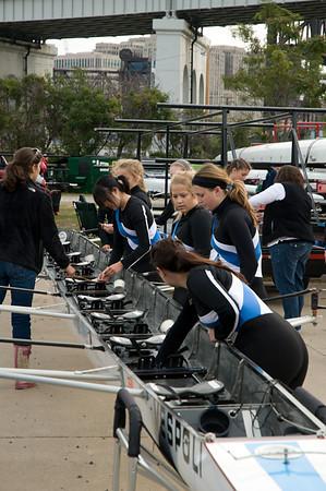 Hilliard Rowing Fall 2011