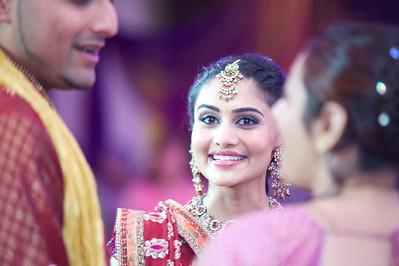 Atish and Dipali traditional wedding