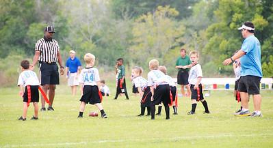 Jack Panther Football 9-27-2014