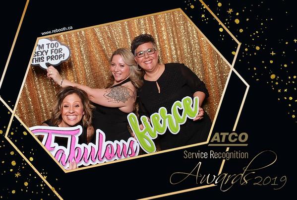 ATCO Service Award Edmonton 2019
