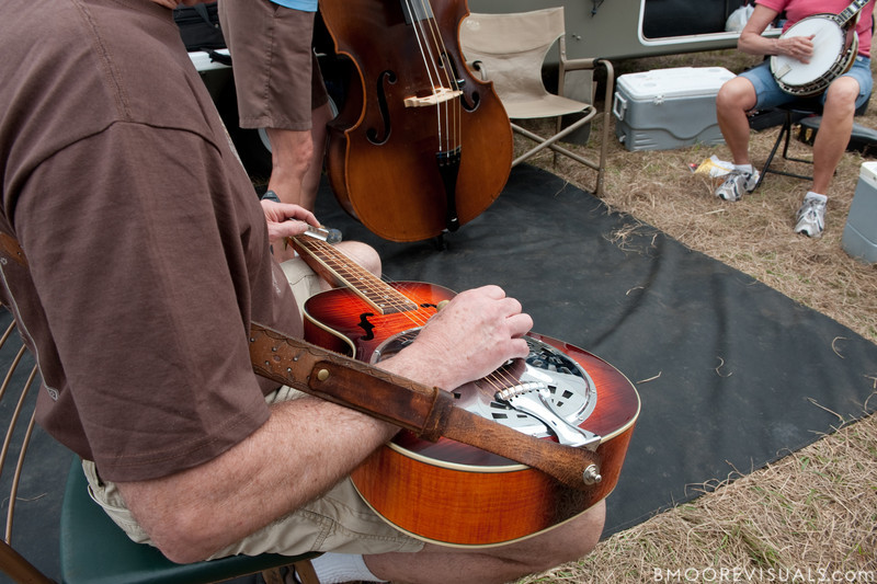 Yeehaw Junction Bluegrass Festival on January 30, 2010 in Yeehaw Junction, Florida