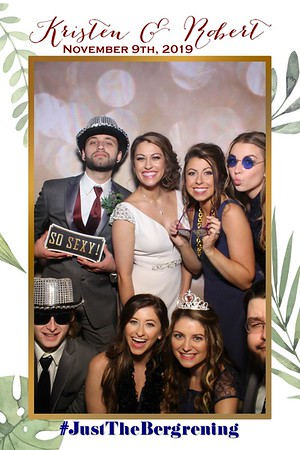 Kristen and Bobby's Wedding Mirror Booth 2019
