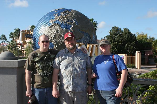 Day 9 Universal Studios  (12/26)