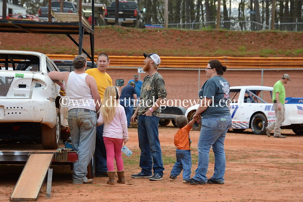 Toccoa Raceway April 7th 2018 (Rain Out)