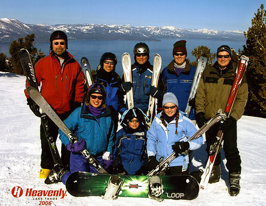 2006 - February Lake Tahoe