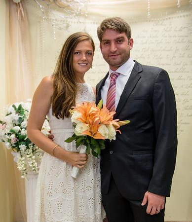 Wedding of Lauren Inglish and Serkan Seven