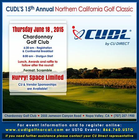 2015 CU Direct Nor Cal Golf Classic