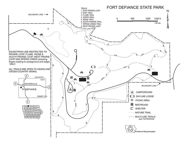 Fort Defiance State Park