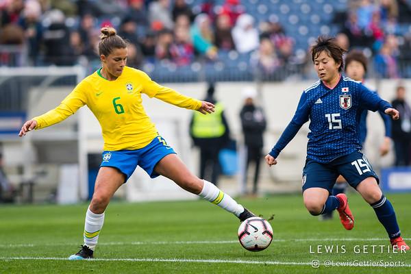 Brazil vs Japan 3-2-2019