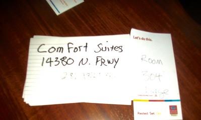 Comfort Suite - motel 3