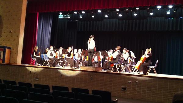Orchestra at BG2013