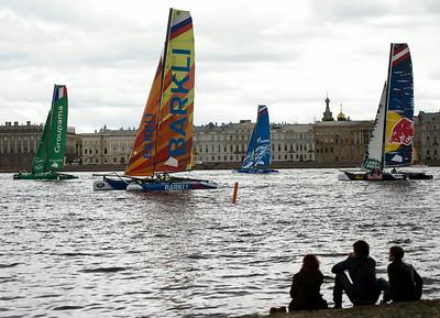 Extreme 40s St Petersburg 2014