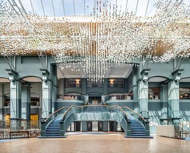 Fairmont Hotel, St Andrews interiors