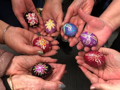Easter Eggs 20200311