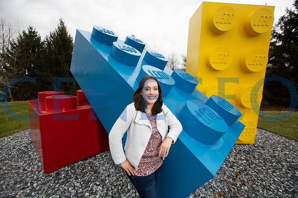 Amanda Santoro Madore - LEGO
