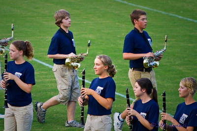 Marching Band 2010-2011