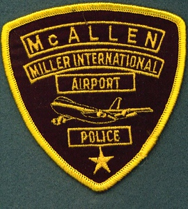 McAllen Airport Police