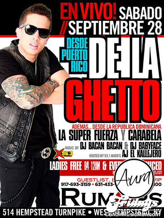 9-20-13 Grand Opening Aura Latin Fridays