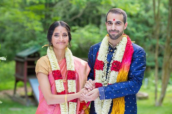 Kavitha David Wedding