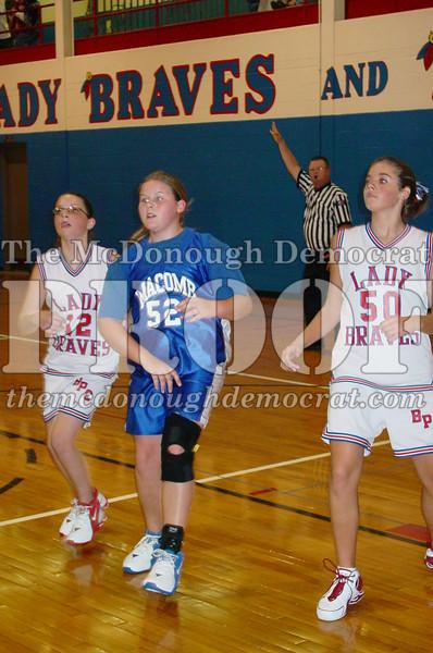 7th Grade vs. Macomb 10-31-06