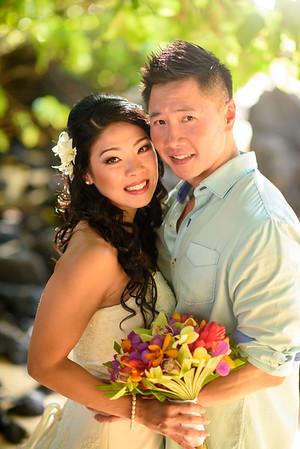 UNEDITED Chow Wedding, 9/24/16, Maui, Hawaii