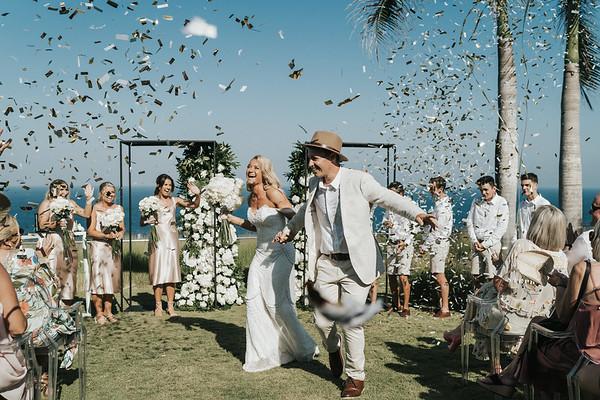 Wedding of Monique&Bayden