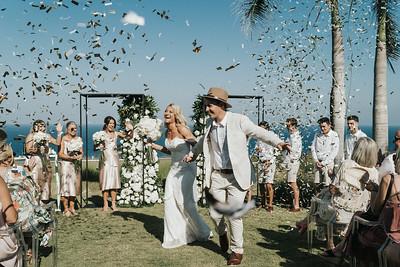 Wedding of Monique & Bayden   Latitude   Bali