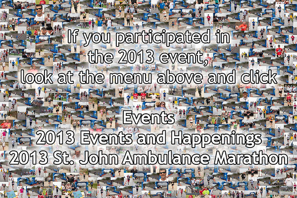 2014 St. John Ambulance Marathon