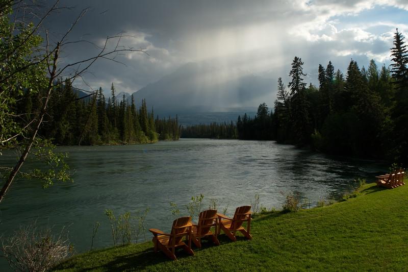 British Columbia, Tete Jaune, Tete Jaune Lodge