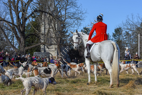 GSVH Blessing of the Hounds 112218