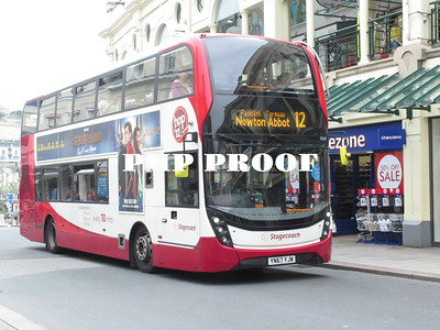 DEVON BUSES JULY 2019