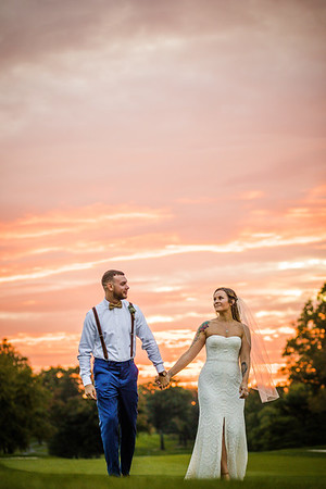 Colleen + TJ | North Hills Country Club | 10.12.2019