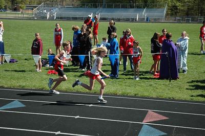 7th and 8th Grade Coed Track - 5/6/2006 Fruitport Invitational