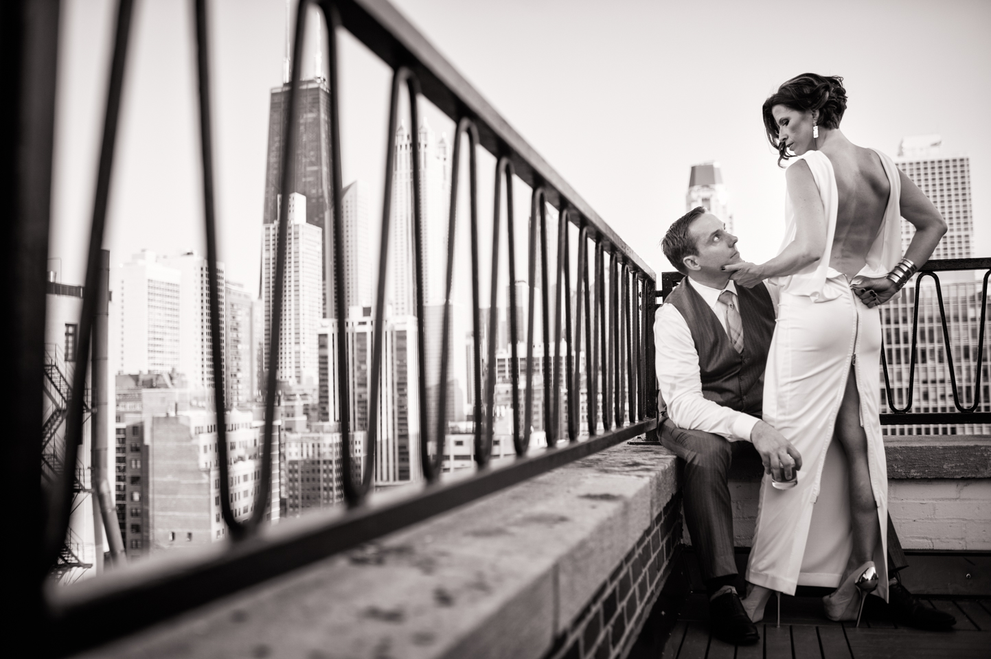 Modern Engagement Session
