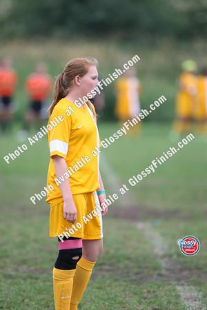 U13 Girls - HCSC Arsenal vs Park Valley United FC