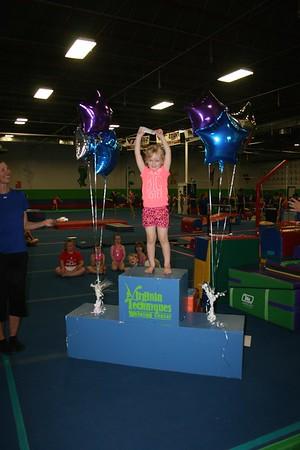 Gymnastics Ribbon Week