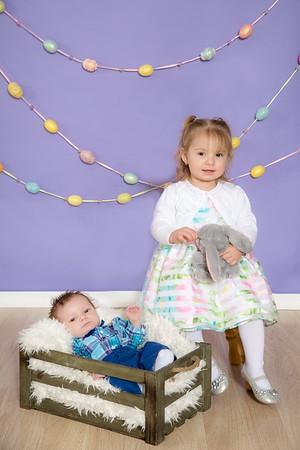 Madelynn & Derek Easter
