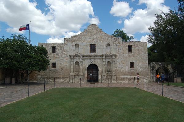 2008 in San Antonio