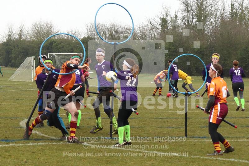 205 - Quidditch - British Cup