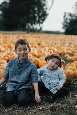 RSA Pumpkin Patch Minis - 2017