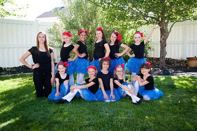 Star Dance 2014: 6-7 year olds
