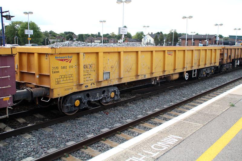 IEA 31705892010-7 on 6v27 Eastleigh-Hincksey at Didcot 18.09.13.