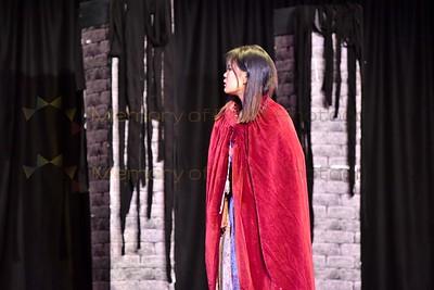 Wellington East Girls' College: Macbeth - Act II, sc ii, sc iii