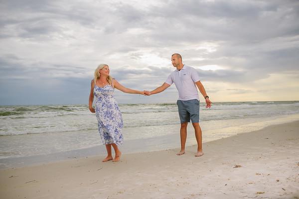 Redington Shores Sunset Family Photos